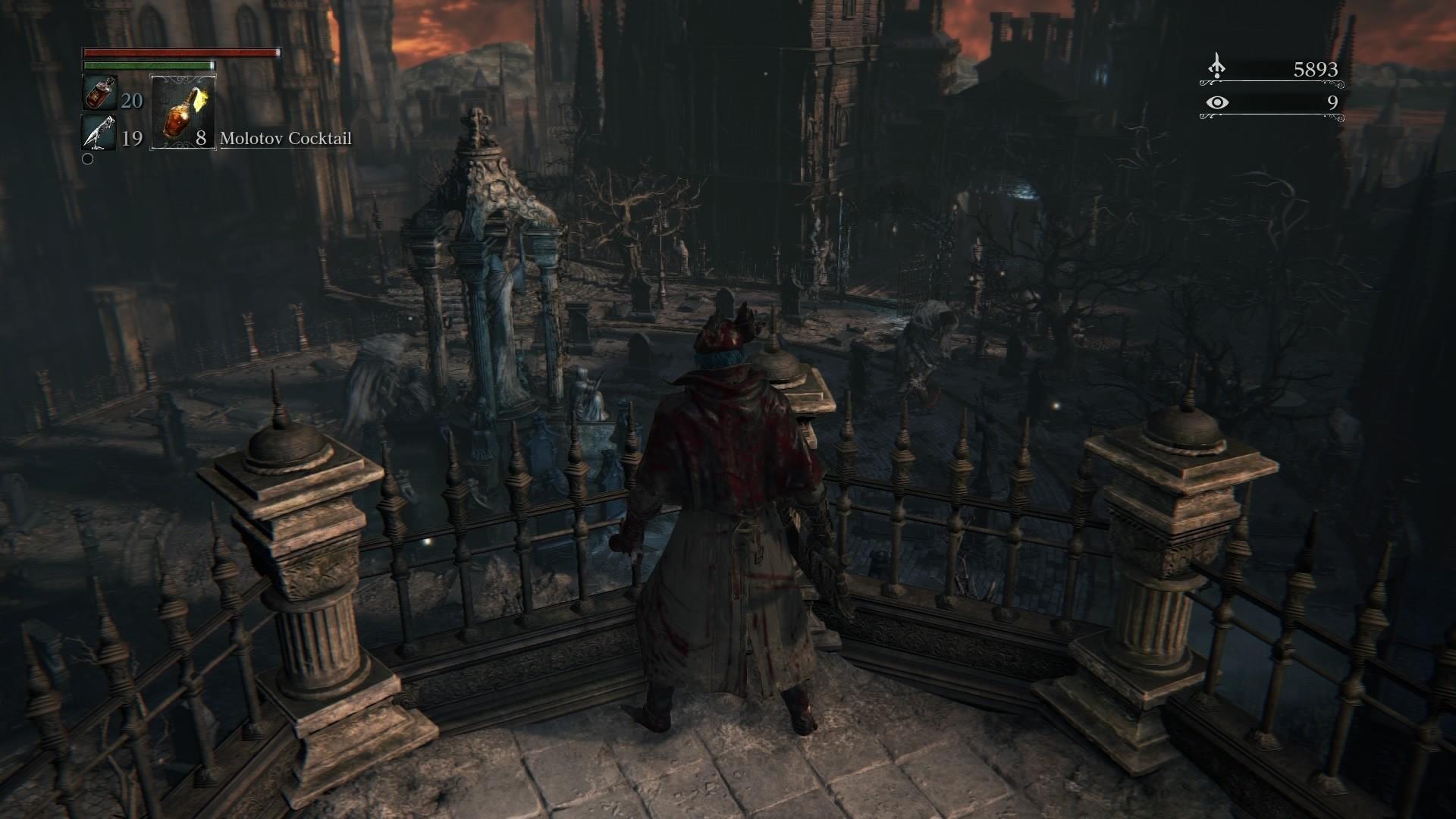 Bloodborne matchmaking range