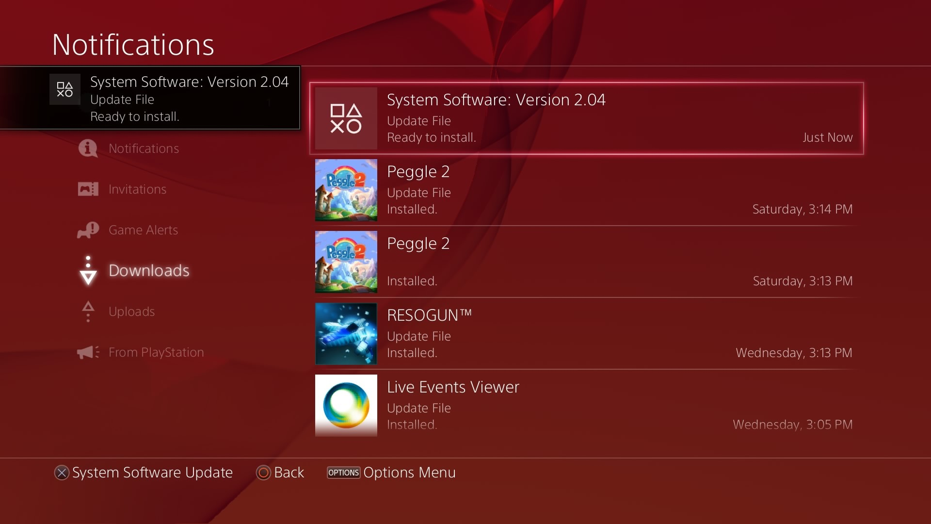 sony software downloads