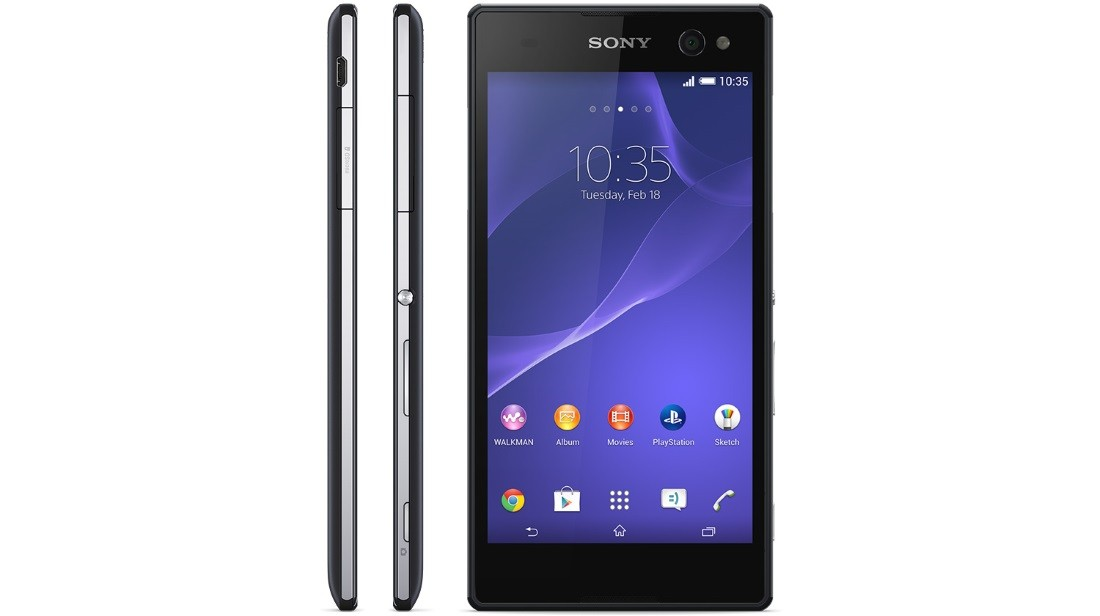 Sony Xperia C3 Selfie Phone Goes Official with 5MP Front ...