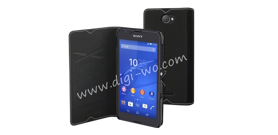 Sony Xperia E4 Shows Its Face in First Renders