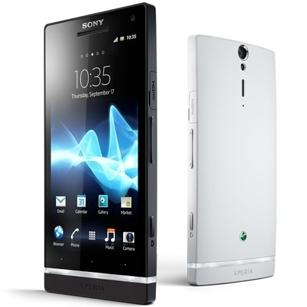 Sony Xperia S Full Specs Revealed in Whitepaper, No SD Card Slot