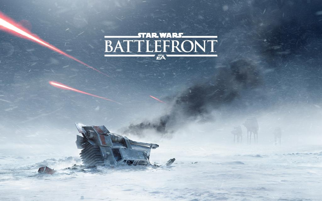 Star Wars Battlefront Behind The Scenes Video Shows Some In Engine Footage