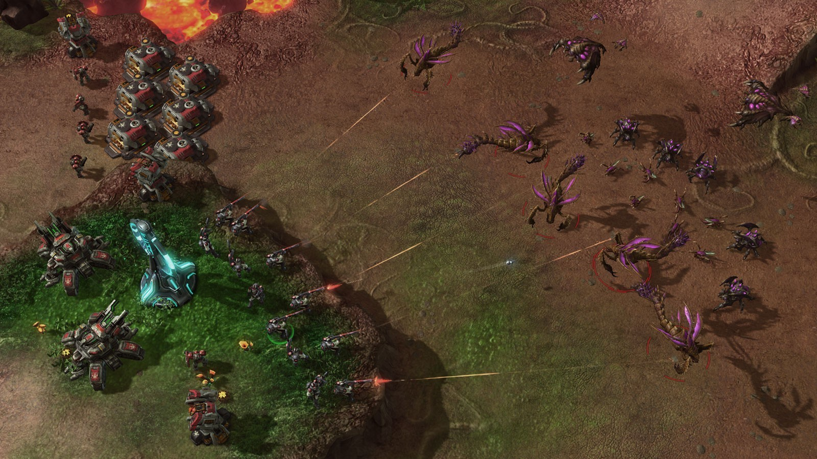 StarCraft 2: Legacy of the Void Terran, Zerg, and Protoss