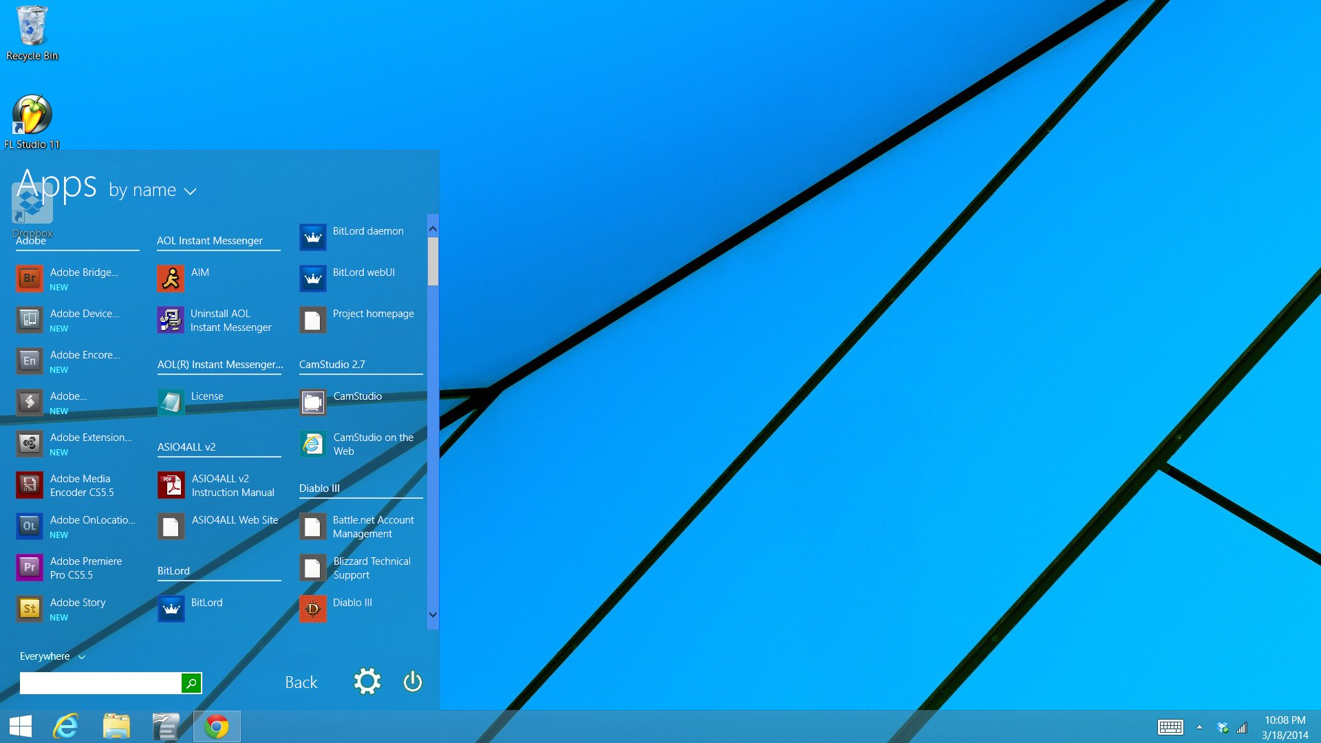 Start Menu Brought Back To Life In New Windows 9 Concept