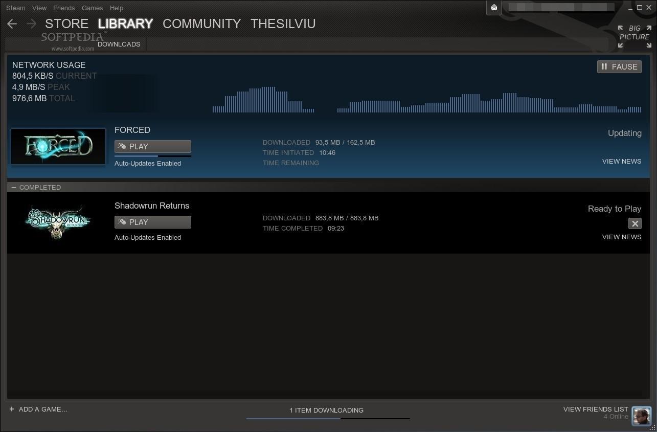 Steam Beta Update Brings Small Improvements