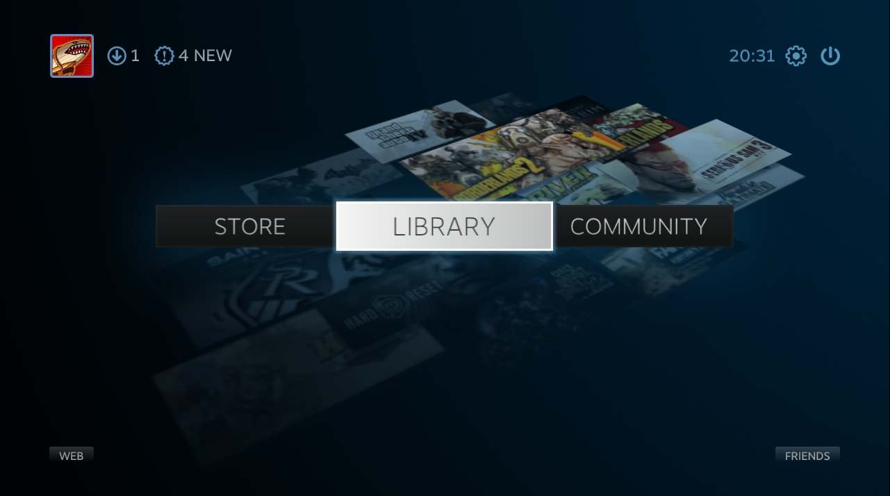 Steam Big Picture Mode Available to All, Massive Sale ...