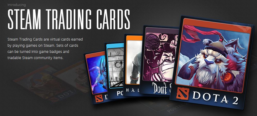 cheapest steam trading card