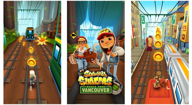 download subway surfer apk for android