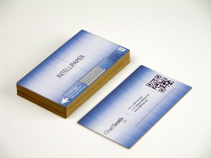 Swivelcard a business card that folds into a usb flash drive video the swivelcard colourmoves
