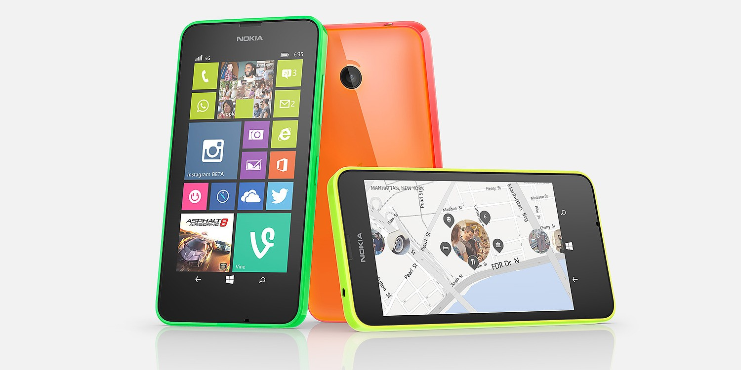 T-Mobile's Nokia Lumia 635 Receives New Software Update