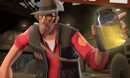 Tf2 Sniper Update Day 7 The Jarate And Achievements