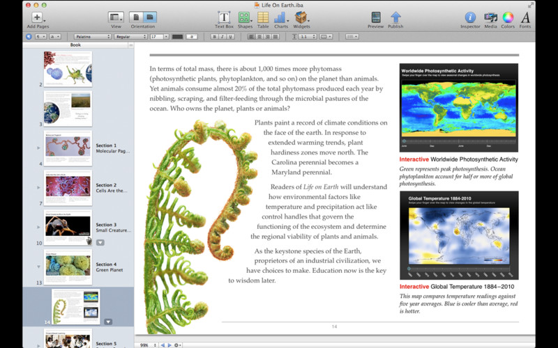 Teachers to Create Awesome Educational Content with iBooks Author