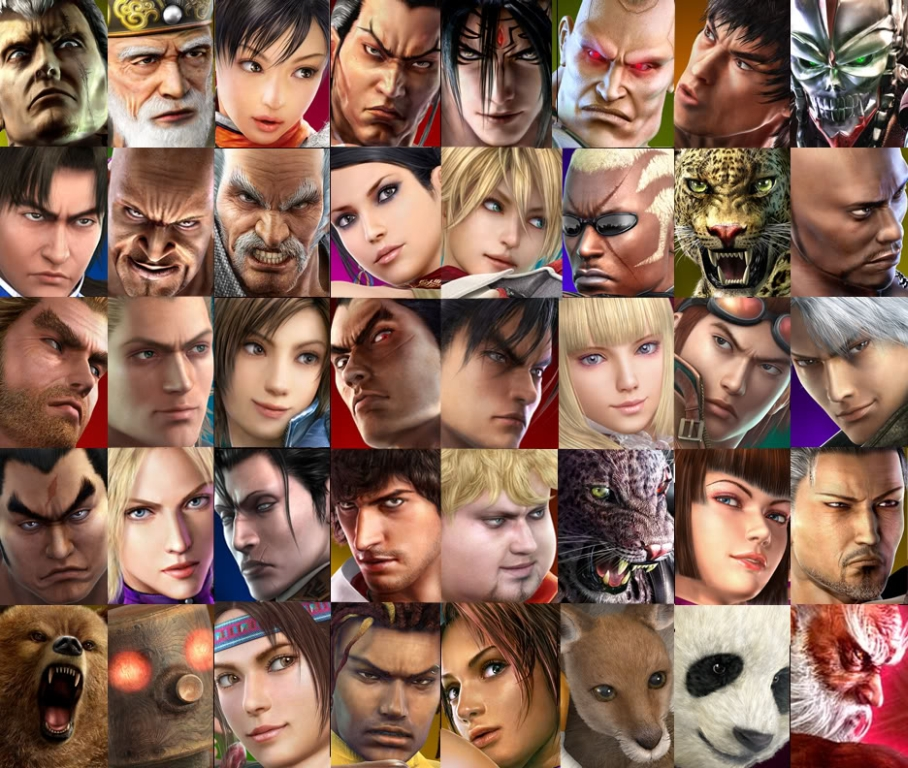 Tekken 6 Will Not Have Unlockable Characters