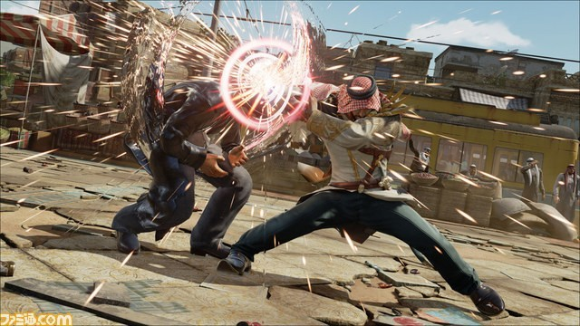 Tekken 7 Gameplay Videos Show How Beginner Combos Work
