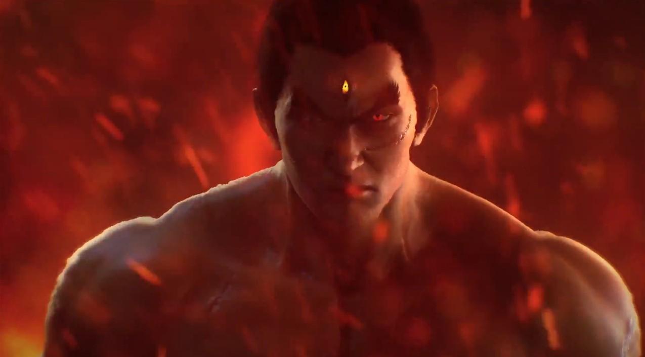 Tekken 7 Gets Opening Cinematic Video With Kazuya And Heihachi