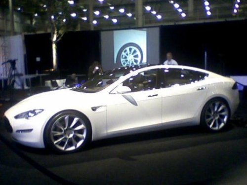 The Full Electric Tesla S Model Will Cost Less Than 50 000