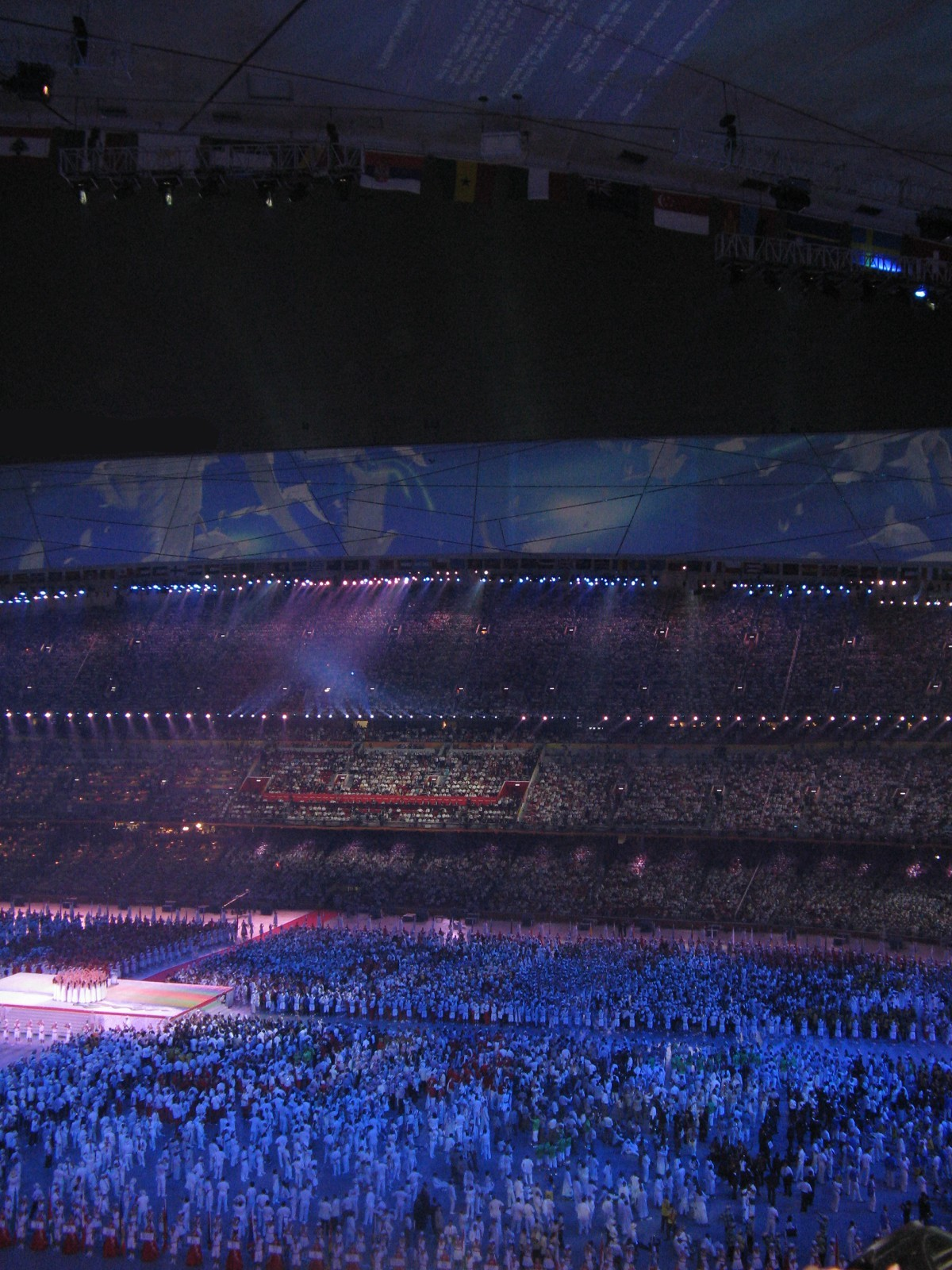The Blue Screen of Death Follows Windows to the 2008 Olympics