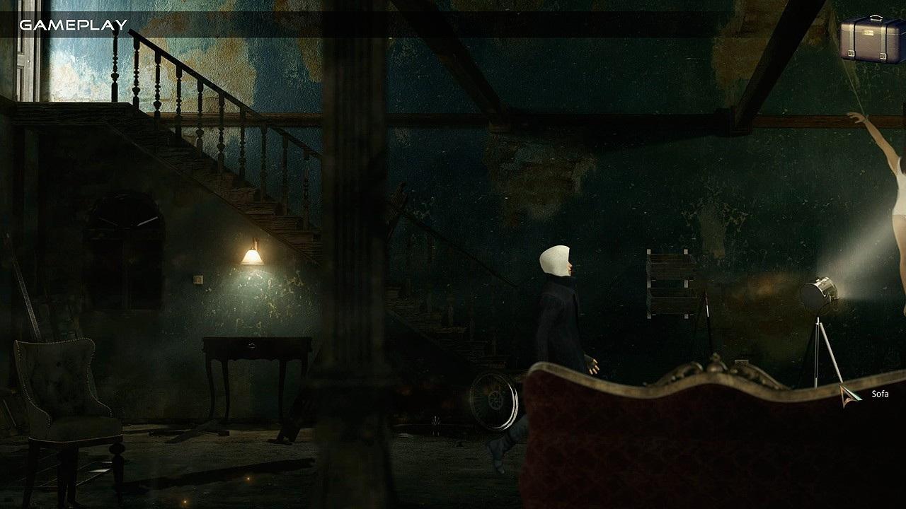 """The Dark Inside Me"" Horror Adventure Plays like a Game and Feels like a Movie"