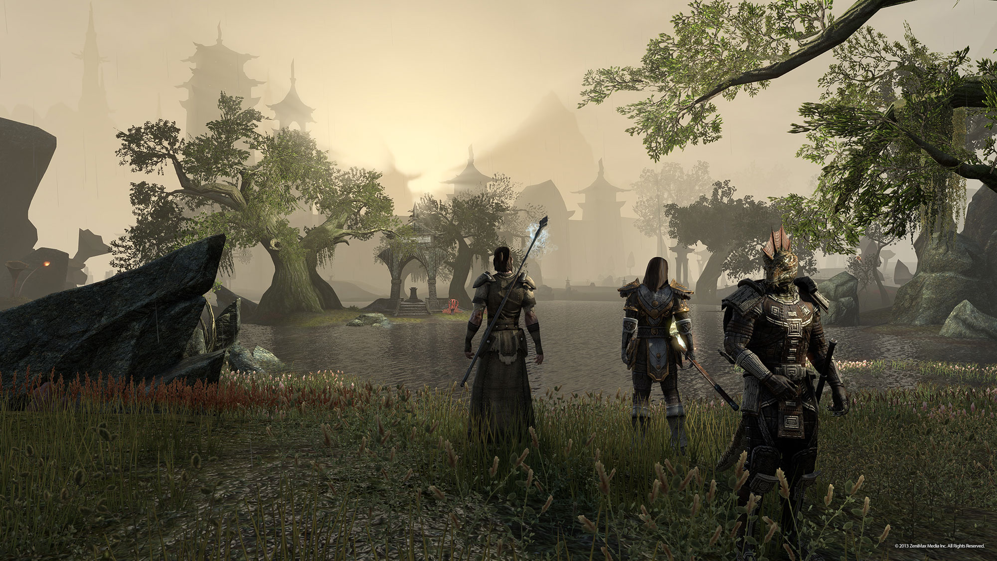 The Elder Scrolls Online PC to PS4 or Xbox One Transfer Still
