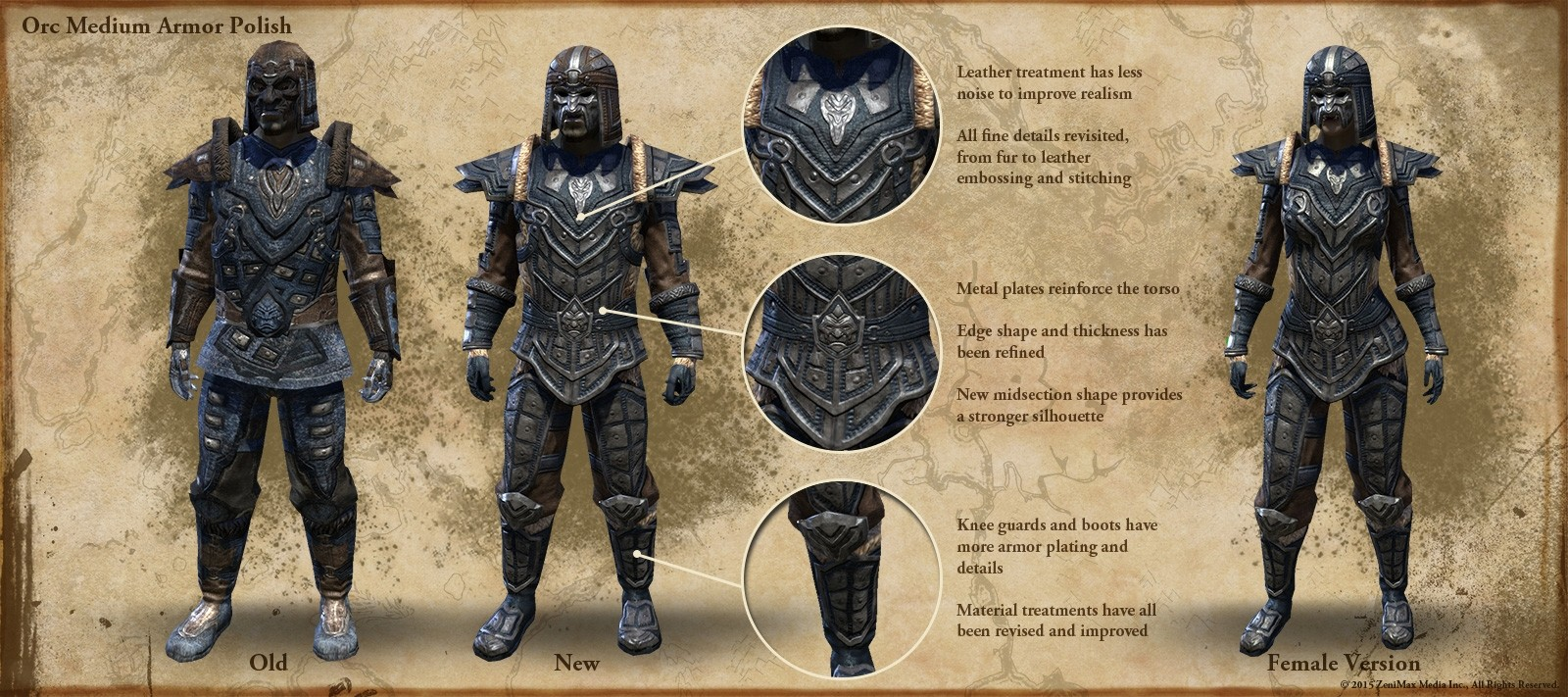 The Elder Scrolls Online Reveals New Orc and Redguard ...Redguard Elder Scrolls Online