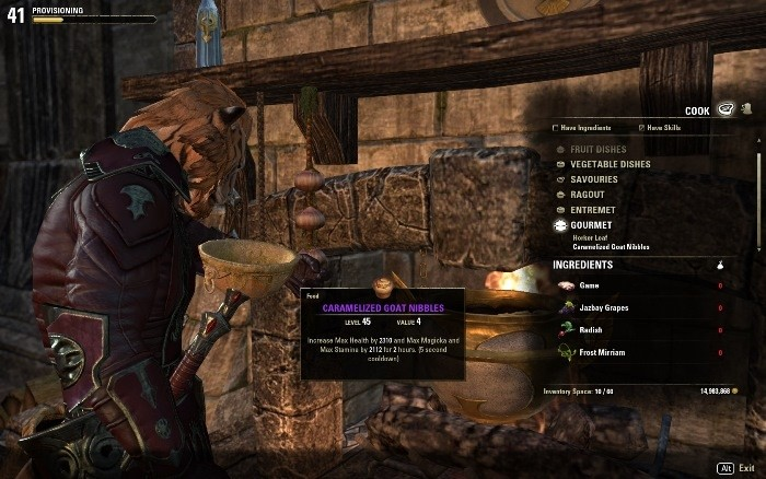 The Elder Scrolls Online Update 6 Makes Major Changes to MMO
