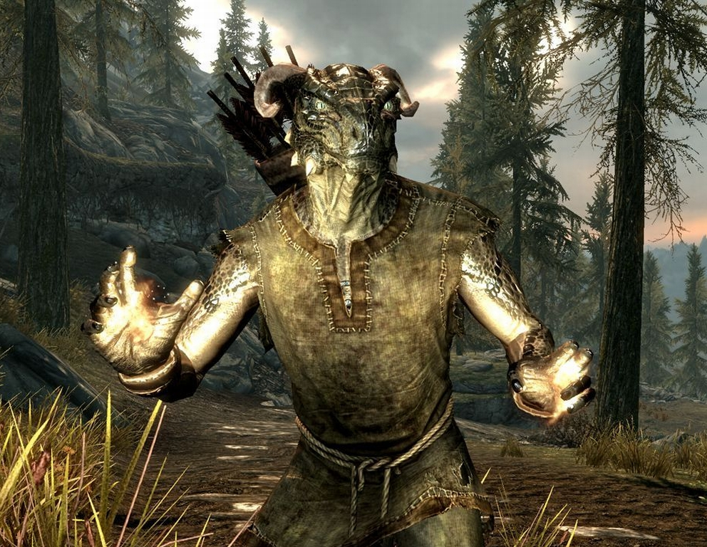 The Elder Scrolls V: Skyrim Will Have Same Sex Marriages
