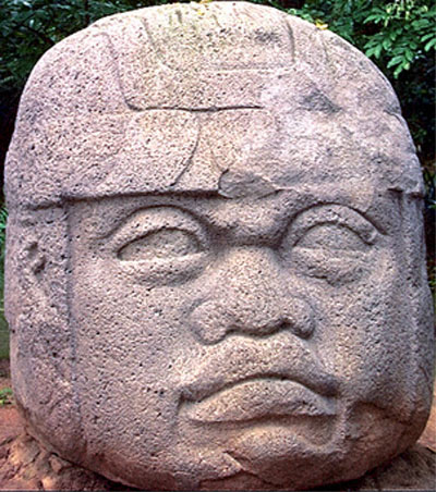 The enigma of the olmecs olmec head carving publicscrutiny Image collections