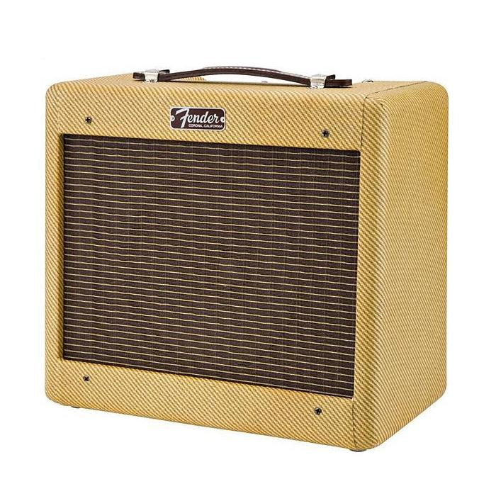 Fender Tweed Amp >> The Fender 57 Champ Custom Amp Tweed Is Back