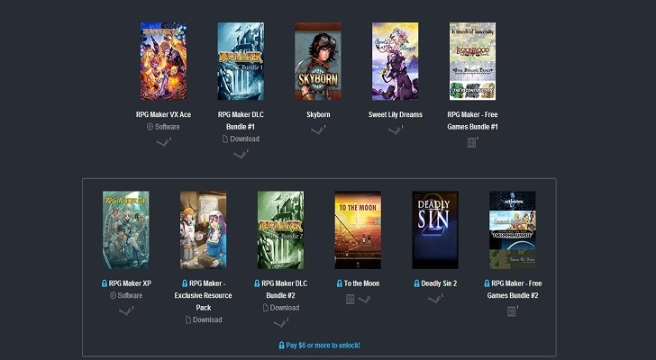 The Latest Humble Bundle Weekly Sale Teaches You How to Make
