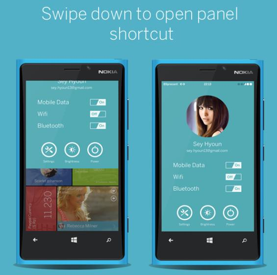 The Little Concept That Could: Reimagined Windows Phone UI