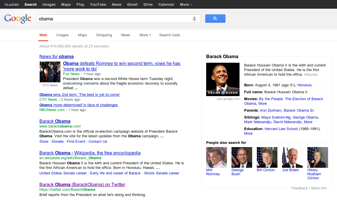 what is new in google search