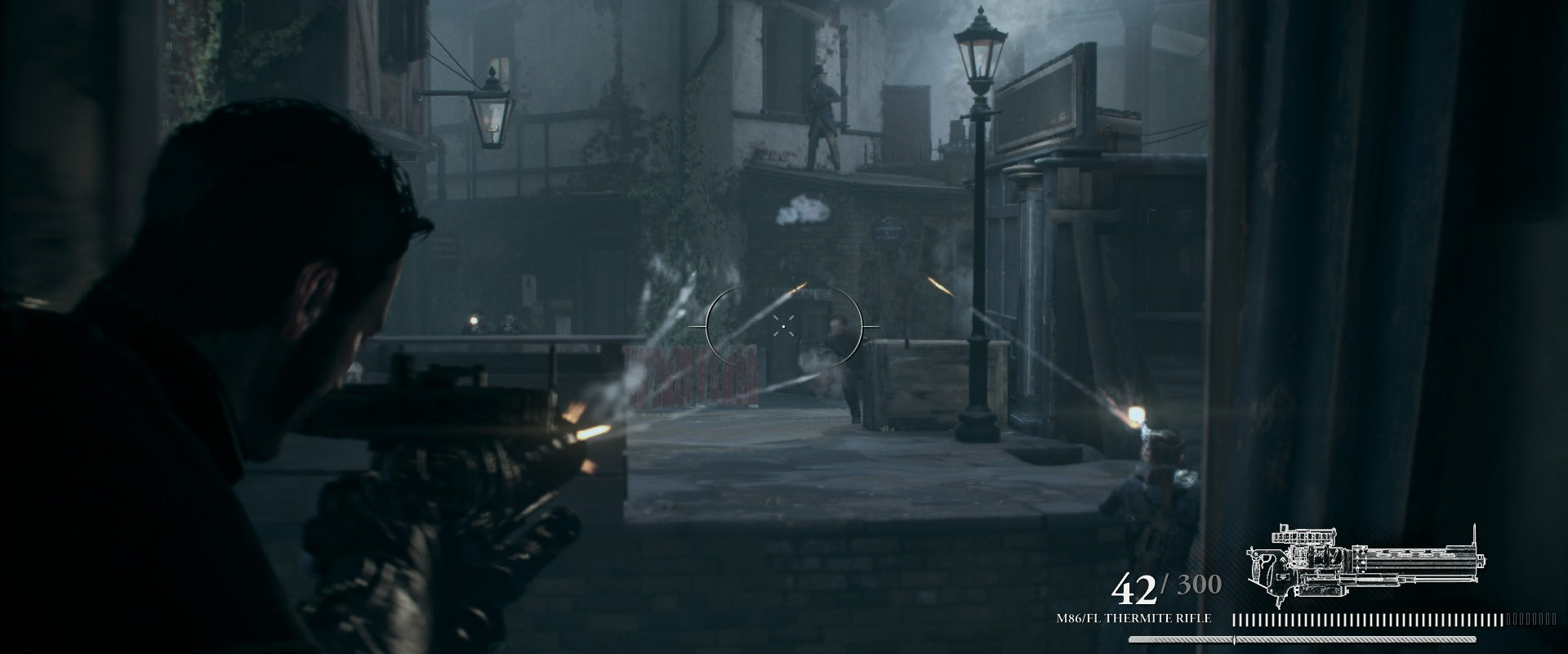 The Order: 1886 30fps Framerate Is Smooth Due to Post-Processing and ...