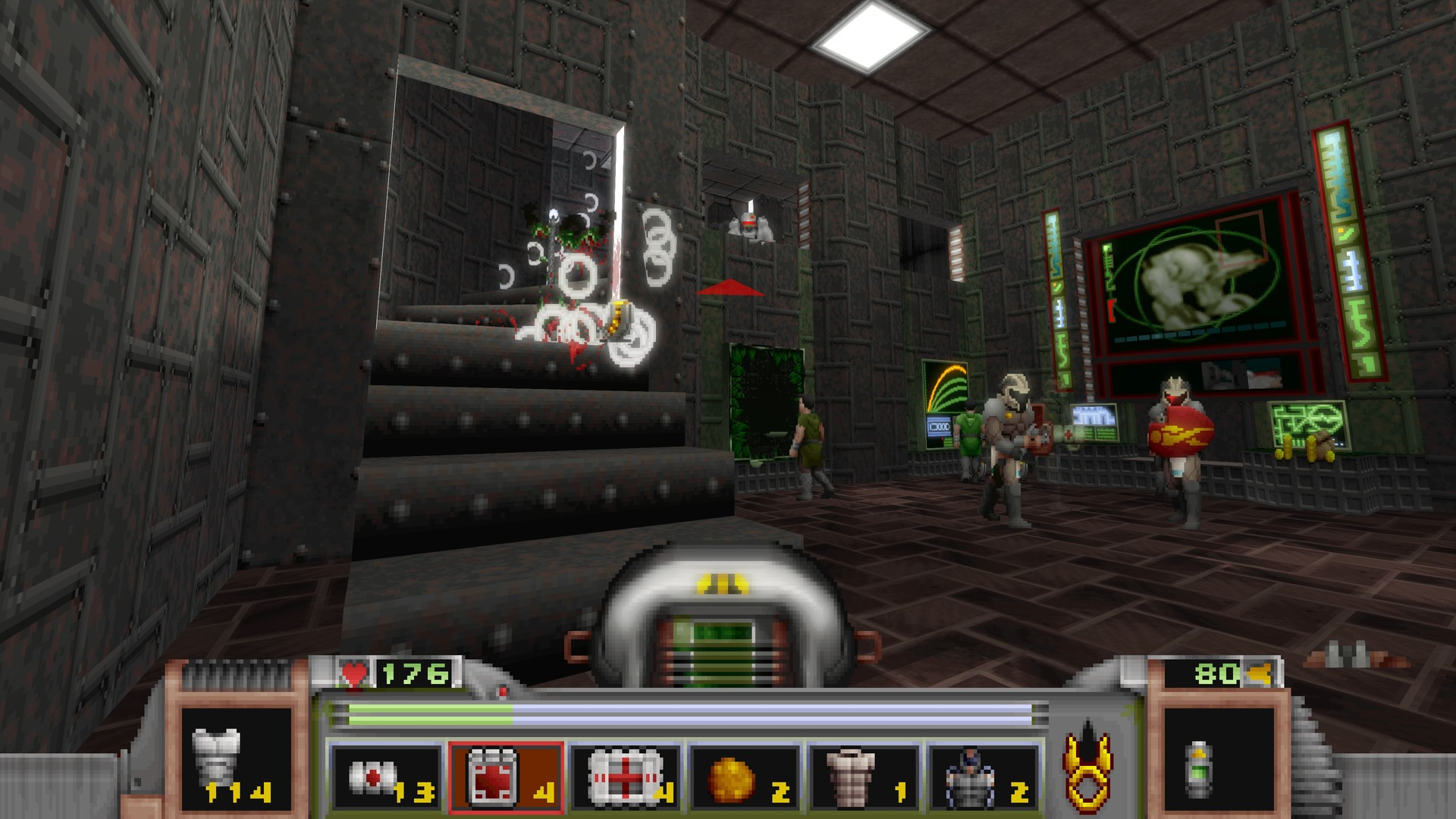 The Original Strife: Veteran Edition Is an Old FPS Built on the