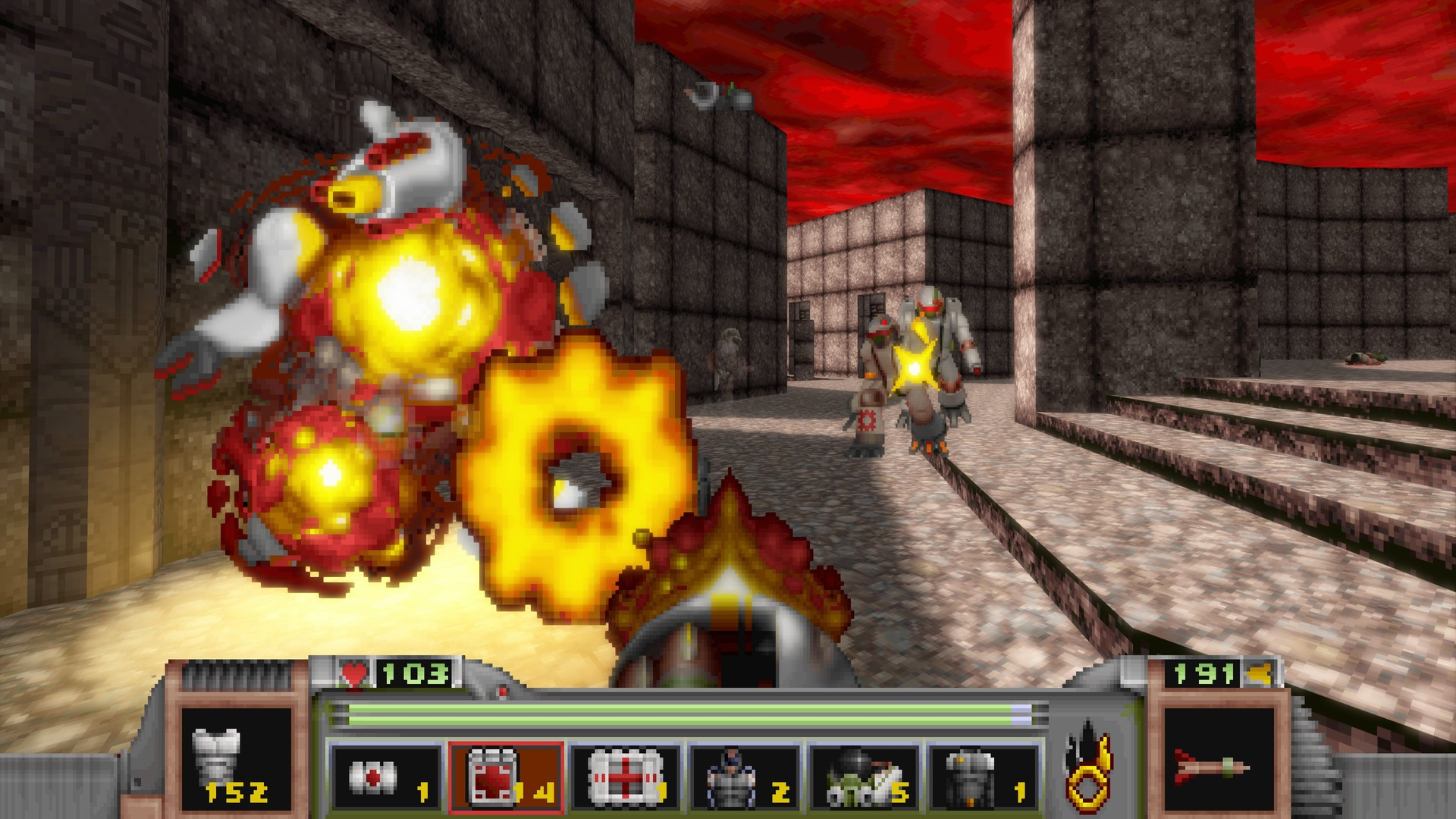 The Original Strife: Veteran Edition Is an Old FPS Built on