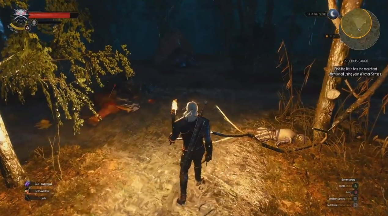 The Witcher 3 Has A New PC Gameplay Video