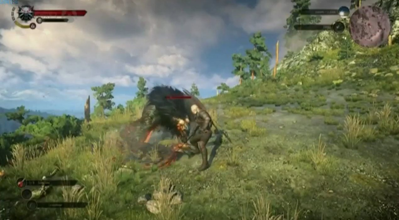The Witcher 3 Wild Hunt Has A New Gameplay Demo Video