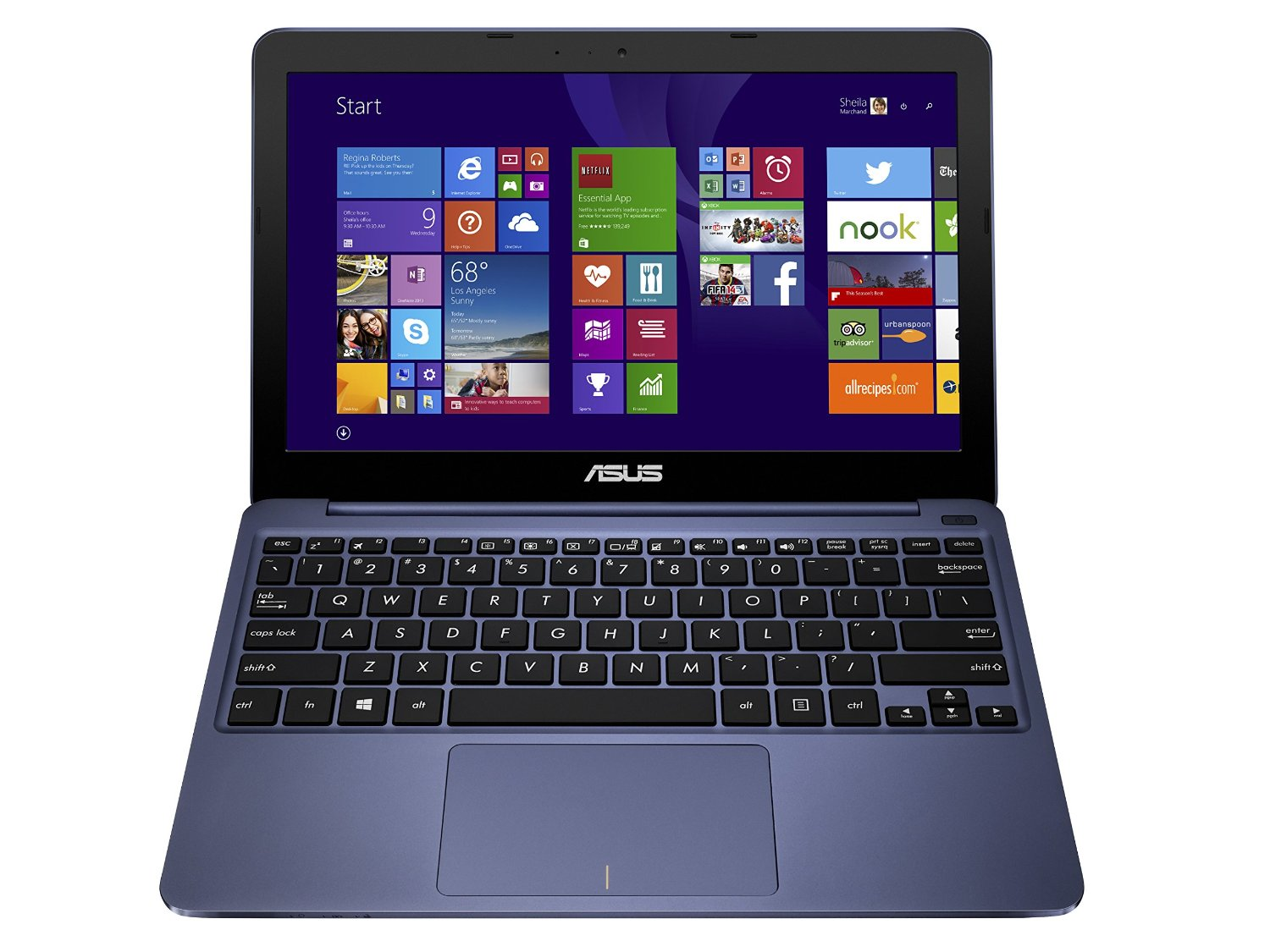 This Asus Notebook With Windows 8 1 Costs A Ridiculous  99  Really