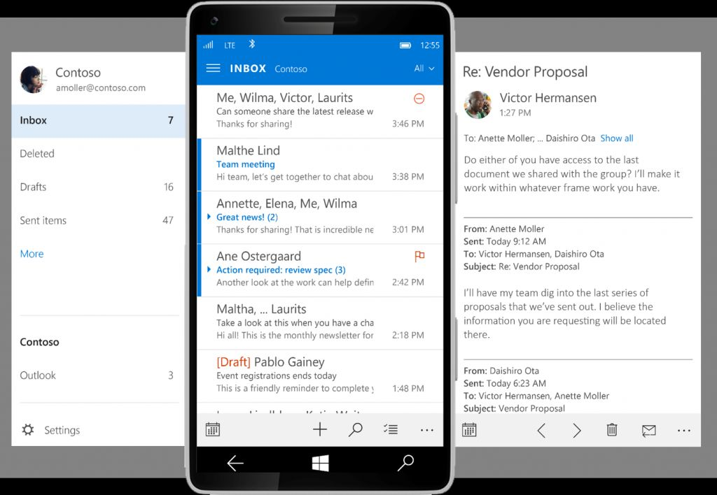 This Is What Windows 10 for Phones Is Going to Look like in