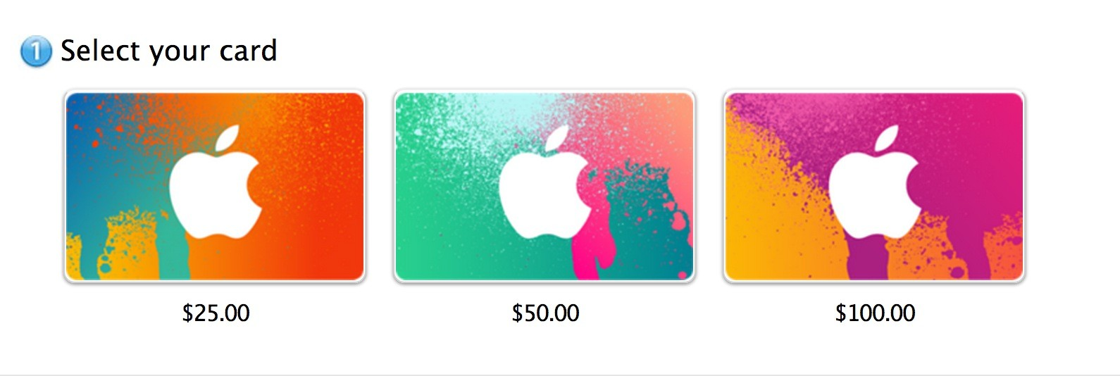 send someone itunes gift card