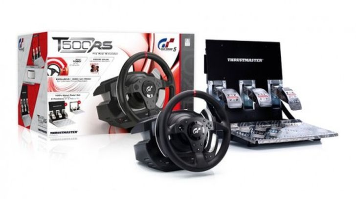 Thrustmaster Outs Drivers 2 TTRS 2014 – Includes Firmware 43