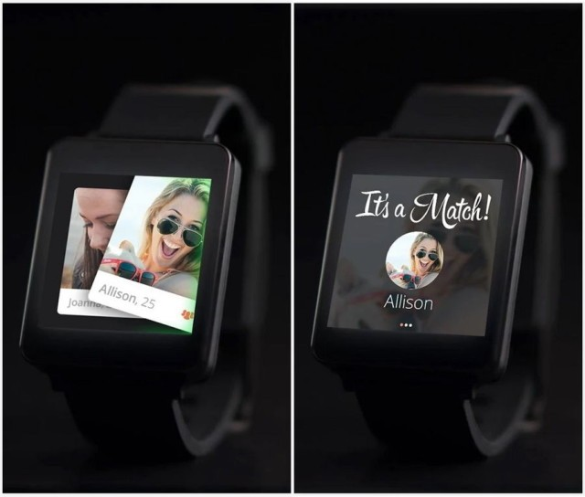 Tinder Comes to Android Wear, Say Yay or Nay to Your Potential Matches from Your Wrist
