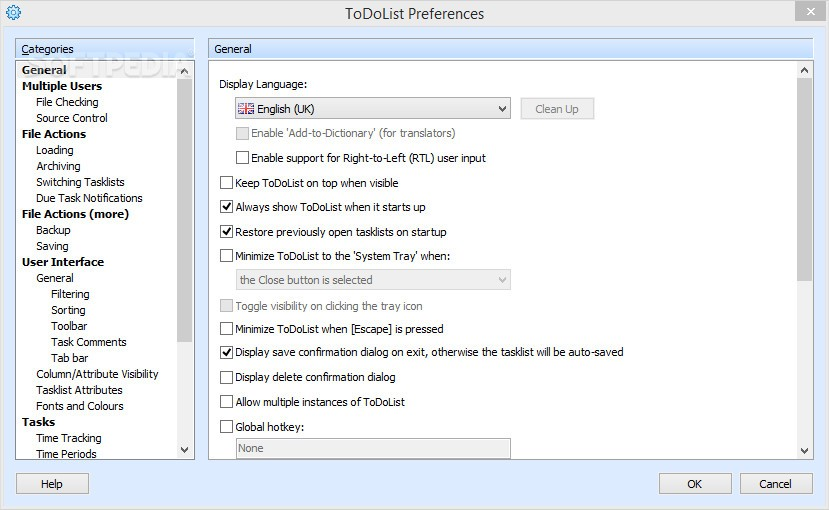 Todolist Review Advanced And Fully Customizable Notetaking Tool