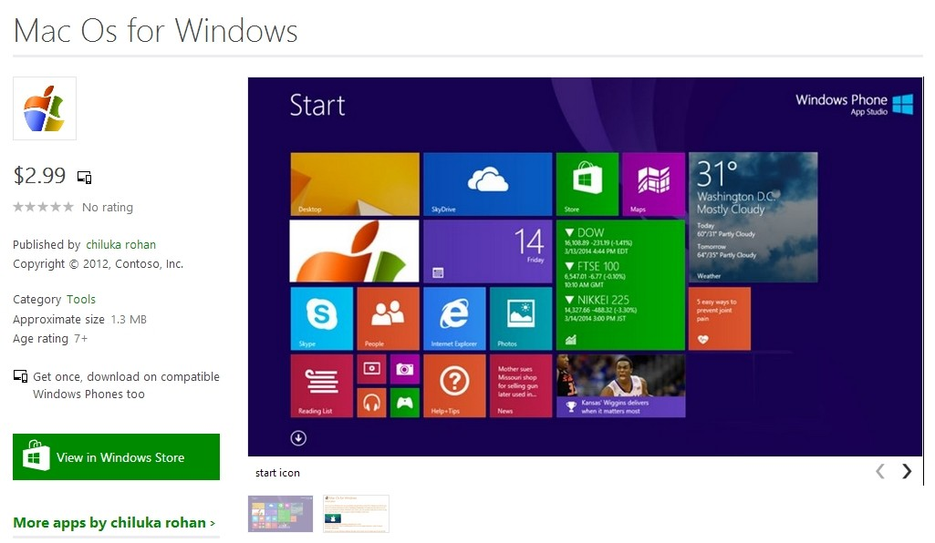 Mac Os Download For Windows 8