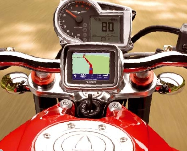 TomTom Rolls Out the RIDER 2nd Edition GPS Navigator for