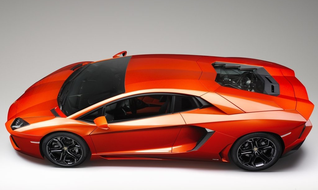 Top 10 Fastest Cars in the World 2011