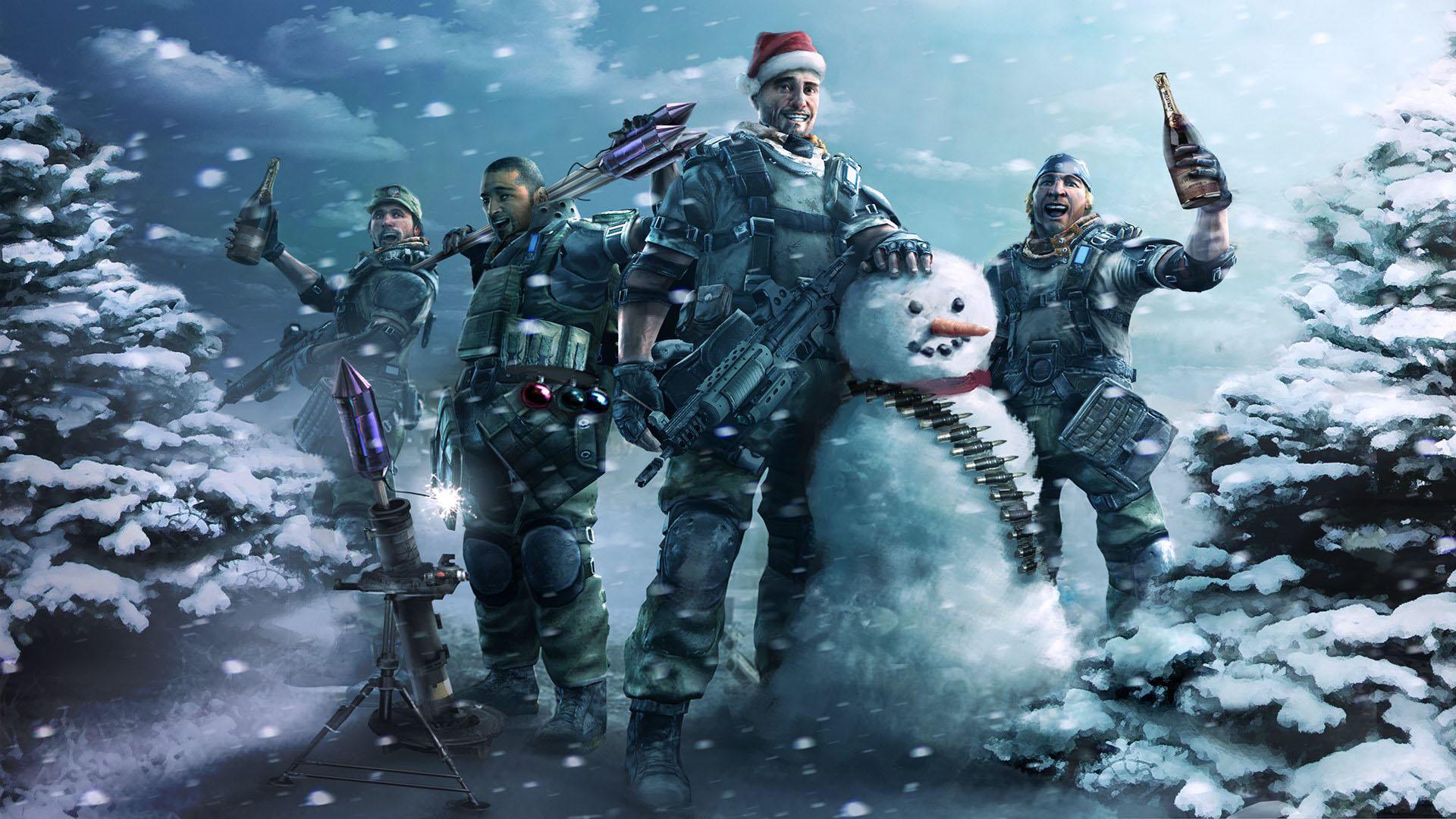 killzone christmas party - Merry Christmas Games