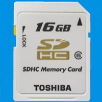 Toshiba Releasing 16GB microSHDC Cards