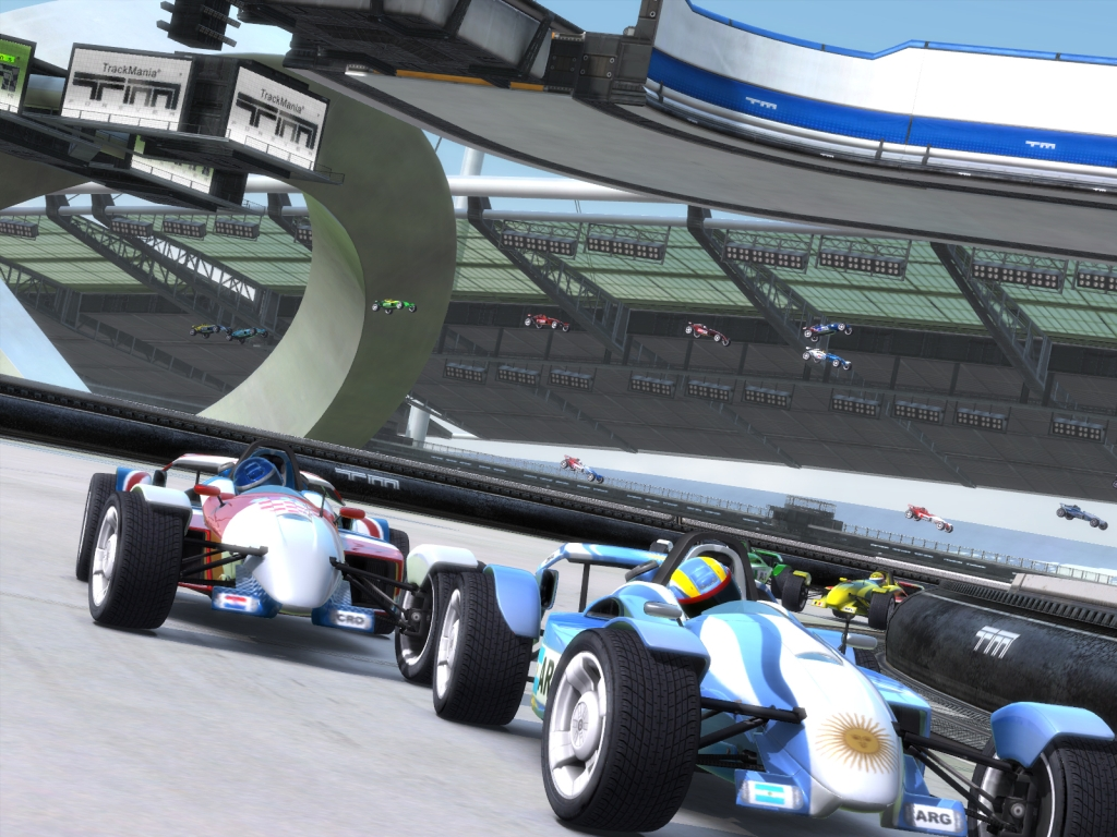 Download game: download game trackmania nations forever full free.