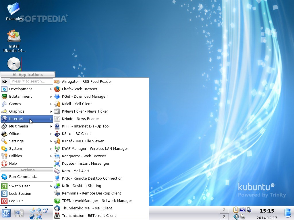 Trinity Desktop Environment R14 Released, but It's Still Trapped in