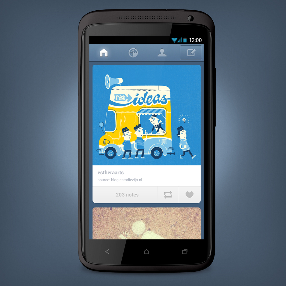 ea521b22a Tumblr s New Android App Is Better than the Website